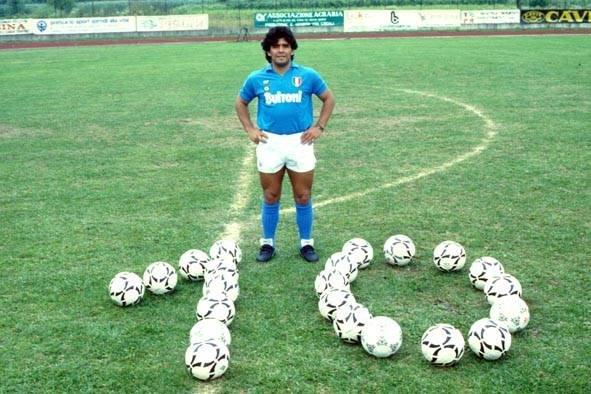 Перелёт над планкой. «Наполи» Оттавио Бьянки. Сезон-1986/87