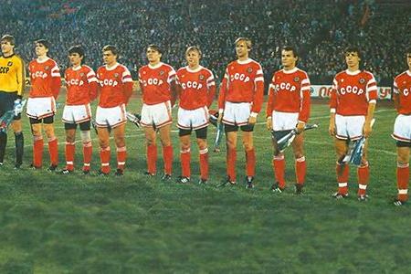 Последний триумф советского футбола