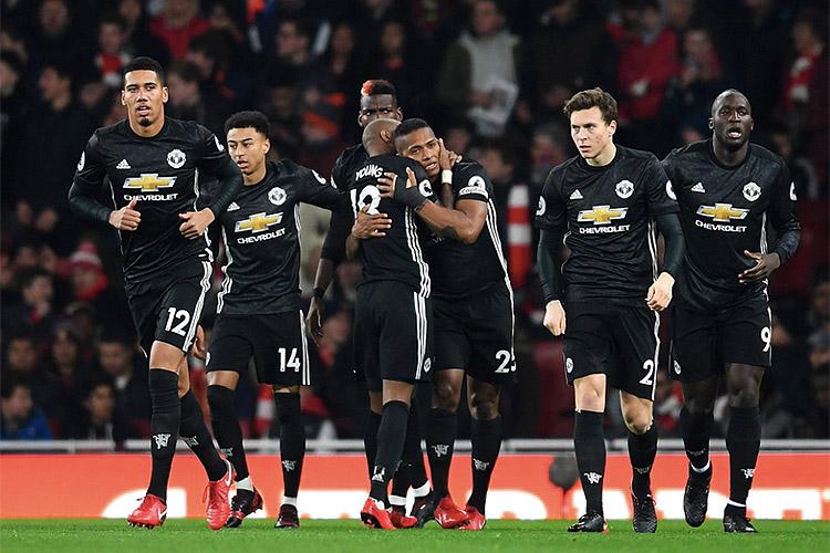 «Арсенал» и «Манчестер Юнайтед»: шоу с ошибками
