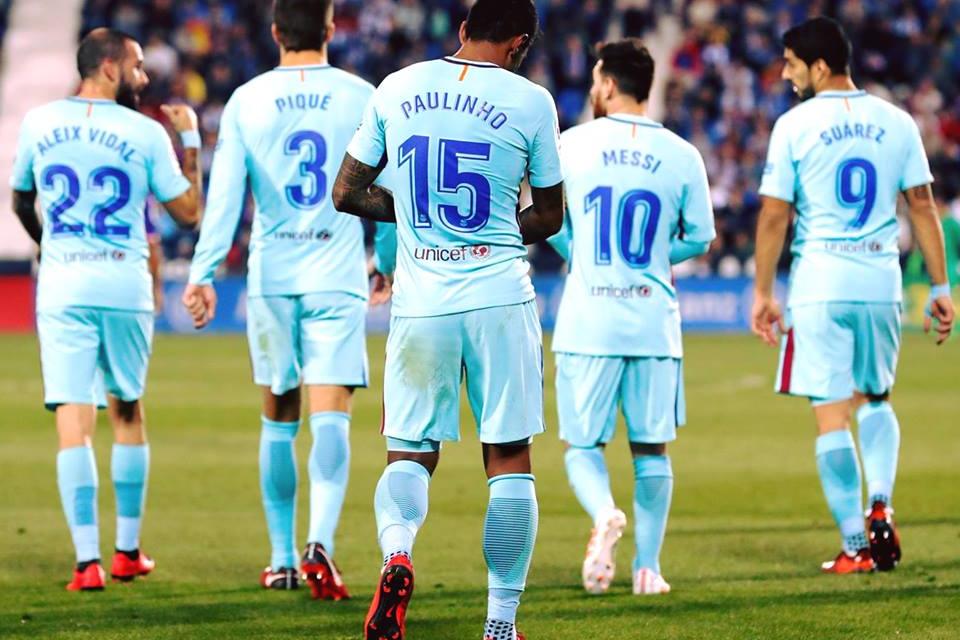 Игры для мальчиков. Судьи топят «Барселону», а тонет «Реал»