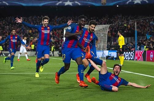 Камбэк века имени «Барселоны»!