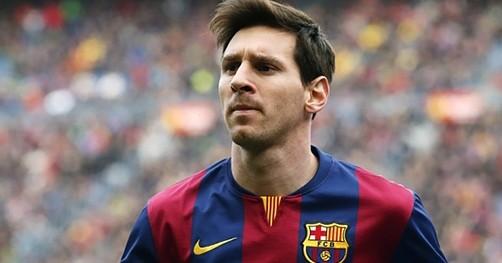 История становления как футболиста месси