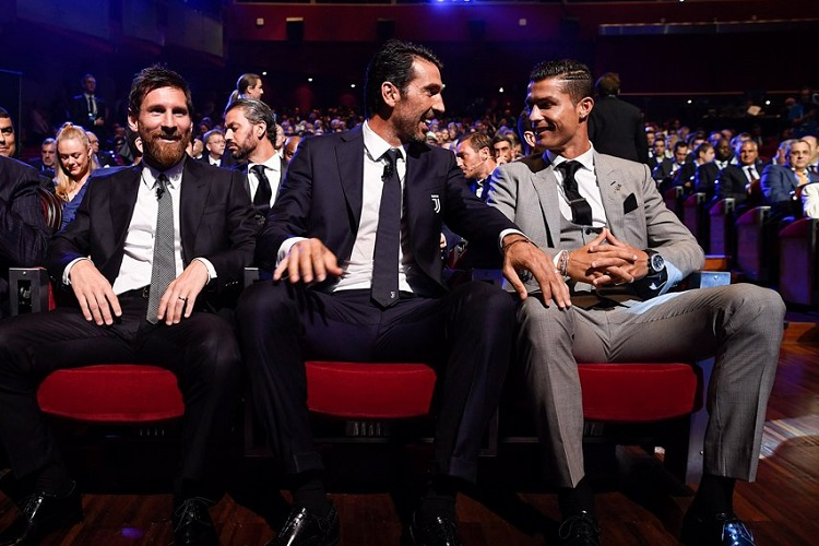 Заслуженные люди. Претенденты на награды ФИФА