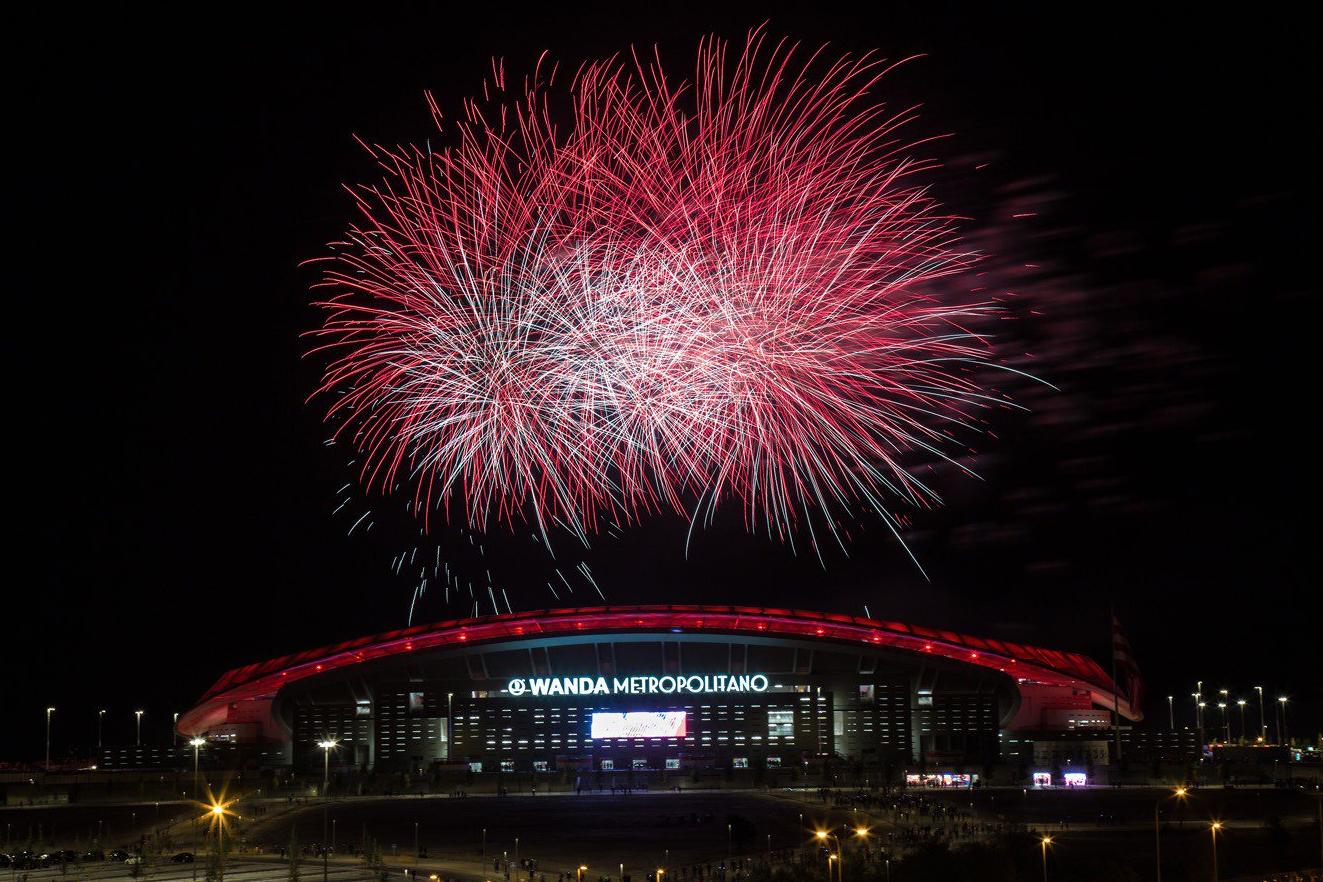 «Ванда Метрополитано» и стадионы 21 века