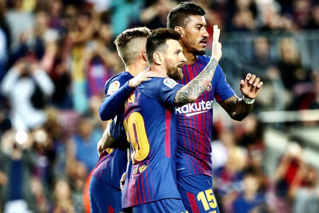 Вспышка или крышка. Триумф Месси и «Барселоны»