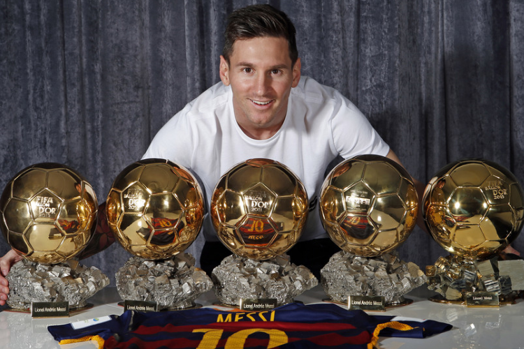 10 героев футбольной Европы. Если бы «Золотой мяч» вручали сегодня