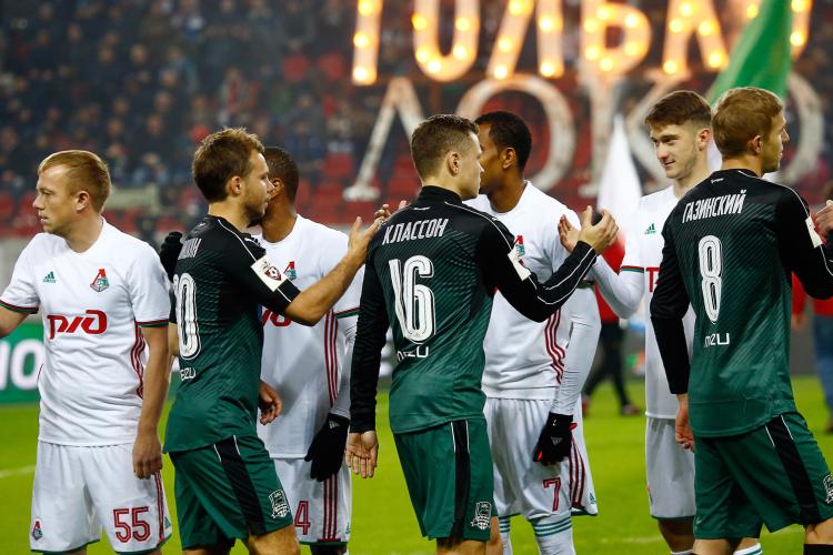 Сейчас это «Локомотив»: Вчемпионате Российской Федерации пофутболу сменился лидер