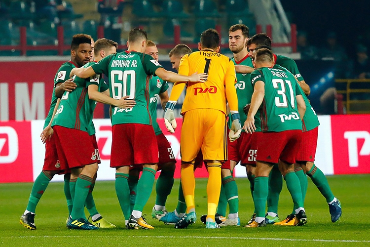 «Локомотив» как претендент на титул