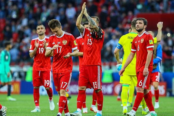 Сильнейший состав сборной России