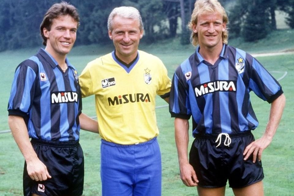 Вставай, проклятьем заклеймённый. «Интер» Джованни Трапаттони. Сезон-1988/89
