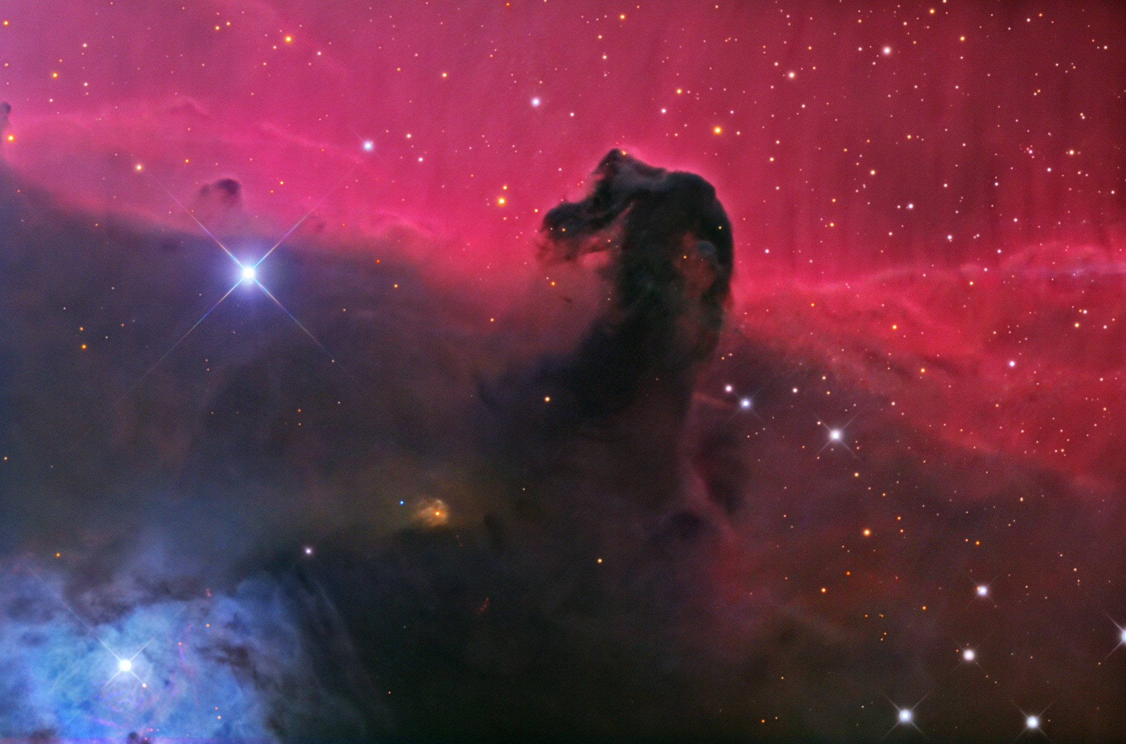 horsehead nebula pictures - HD2200×1455