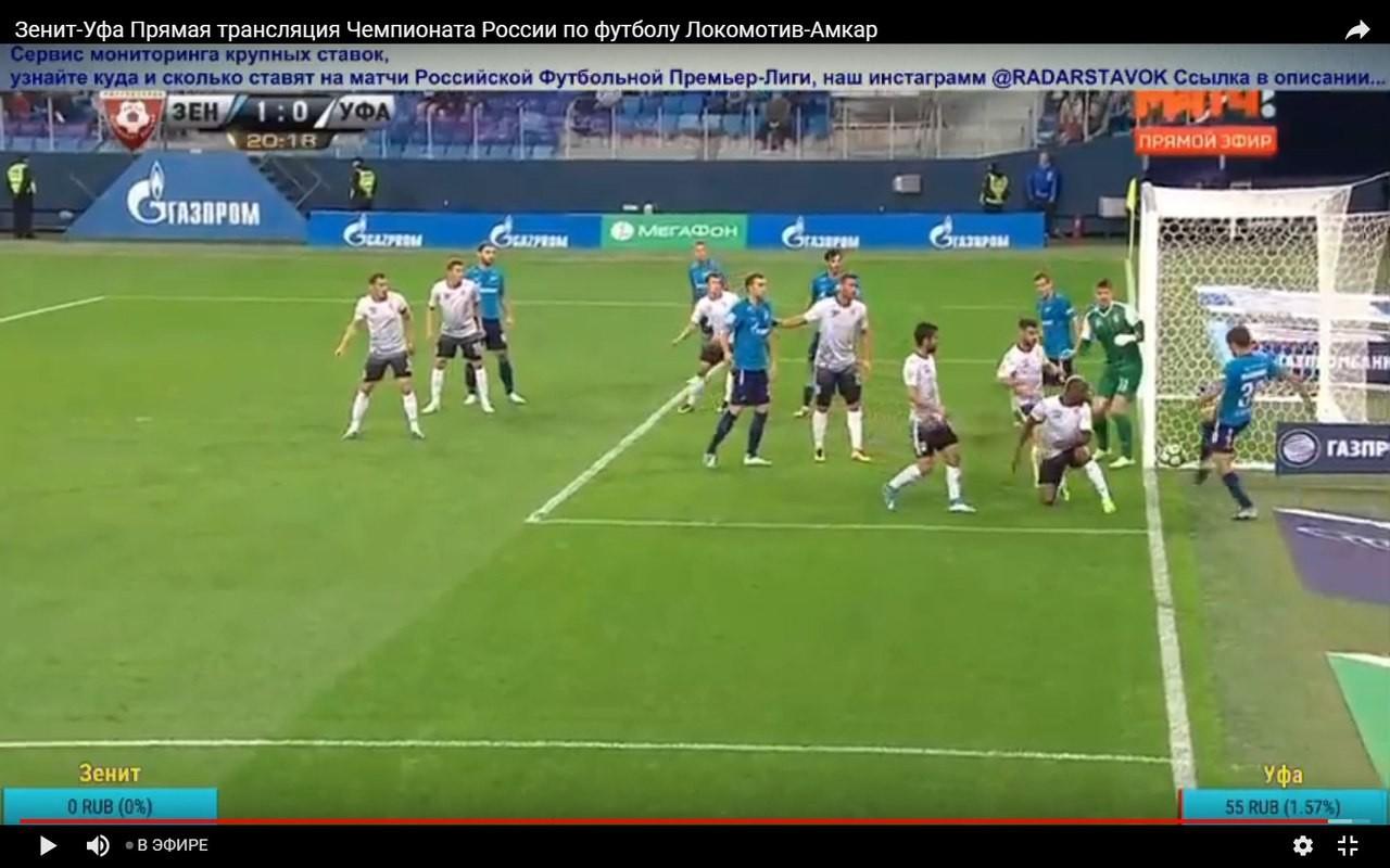 Футбол Онлайн Сегодня • Прямая трансляция футбола ...