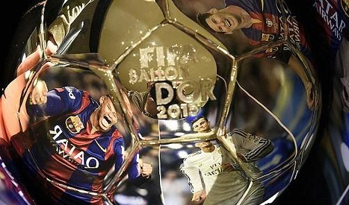 Лионель Месси стал обладателем «Золотого мяча», а также другие лауреаты