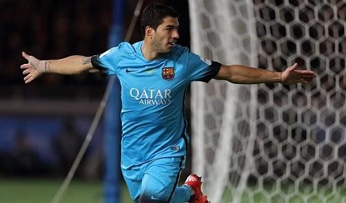 «Барселона» отдохнула, Суарес - поработал