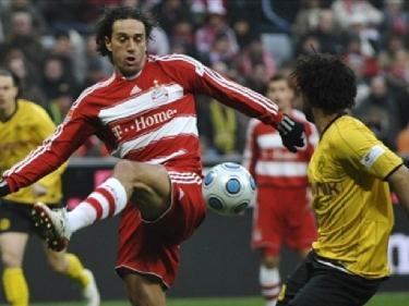 Отчет о матче «Бавария» - «Боруссия» Д:
