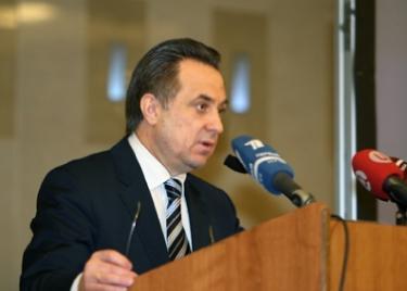 Виталий Мутко: «Приоритет для национальной сборной сохранится»