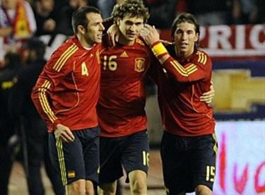 Испания обыграла Англию и другие результаты