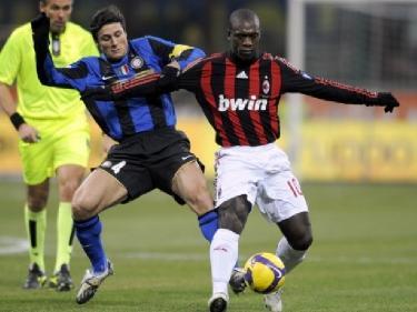 Отчет о матче «Интер» - «Милан»: «Не без помощи бразильской руки»