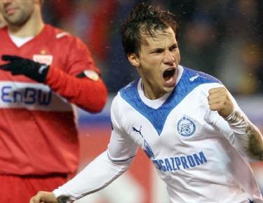 Отчет о матче «Зенит» - «Штуттгарт»: