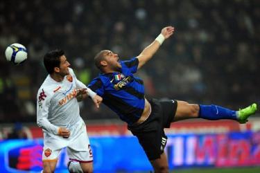Отчет о матче «Интер» - «Рома»: