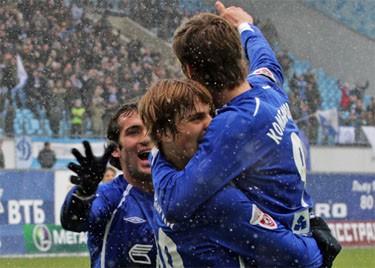 Отчет о матче «Динамо» - «Химки»: «Чувствуйте себя как дома»