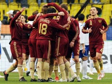 Отчет о матче Россия - Азербайджан: «Новая форма - новая победа»