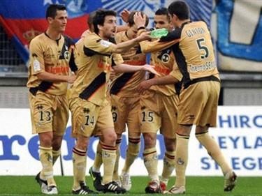 Чемпионат Франции, 30 тур: «Бретонский выстрел Амальфитано!»