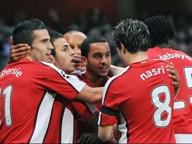 Отчёт о матче «Арсенал» - «Вильярреал»: «Батарея» Венгера в полуфинале