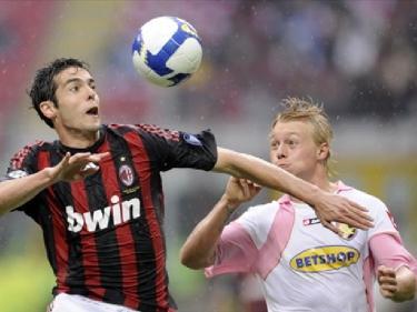 Чемпионат Италии. 33-й тур: «Милан», Бекхэм и осечки