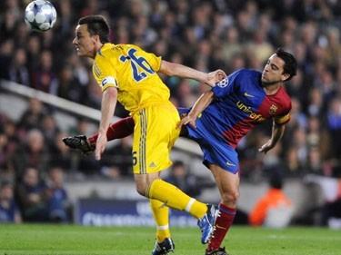 «Челси» и «Барселона» сыграли вничью