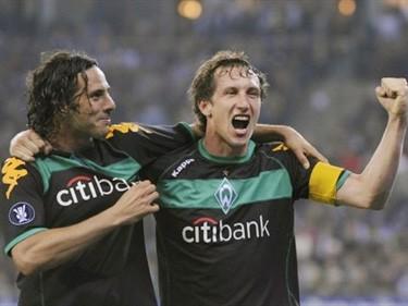 Отчет о матче «Гамбург» - «Вердер»: