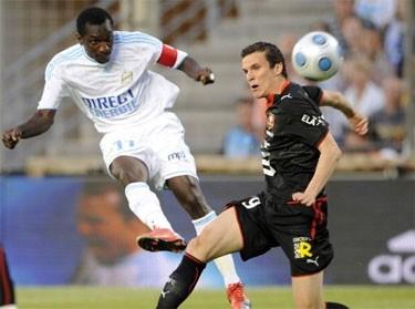 «Бордо» обыграл «Кан» и другие результаты