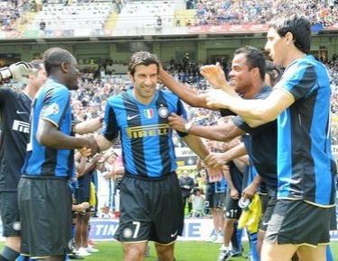 Чемпионат Италии, 38-й тур: