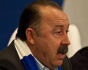 Валерий Газзаев: «Сёмин оставил мне замечательную команду»