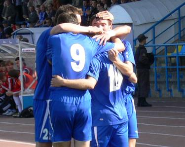 Второй дивизион, зона «Запад», 14-й тур: