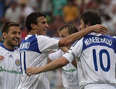 Чемпионат Украины, 2-й тур: