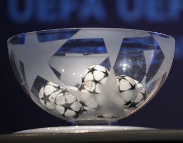 Результаты жеребьевки Лиги Чемпионов и Лиги Европы