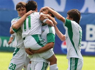 Отчет о матче «Динамо» - «Терек»: «Лигочемпионская лихорадка в действии»