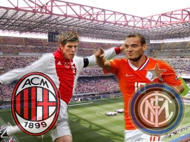Амстердам – Мадрид – Милан