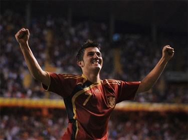 Испания разгромила Бельгию и другие результаты