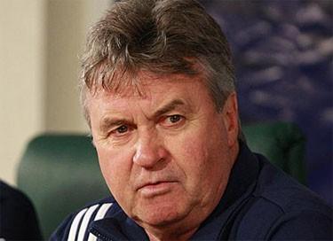 Гус Хиддинк: «Именно такой я хочу видеть сборную России»
