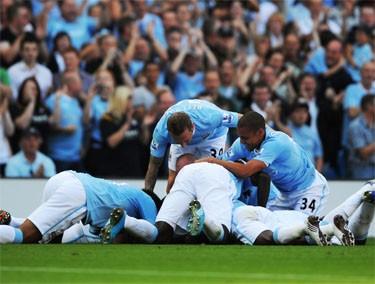Отчет о матче «Манчестер Сити» - «Арсенал»: «Манчестерский вояж Венгера»