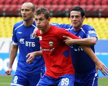 Чемпионат России, 22-й тур: «Дыхание погони»