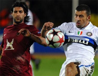 Отчет о матче «Рубин» - «Интер»: «Маленькое казанское чудо»