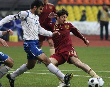 Отчет о матче Азербайджан - Россия: «Баку вышел боком»