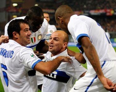 Чемпионат Италии, 8-й тур: «Генуэзский развал»