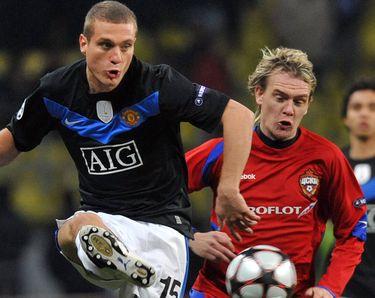 Отчет о матче ЦСКА - «Манчестер Юнайтед»: «Проклятие последних минут»