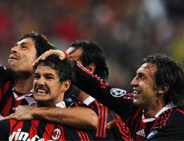 Отчет о матче «Реал» - «Милан»: «Представление титанов»