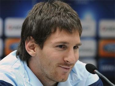 Месси: «В Казань мы приехали за победой»