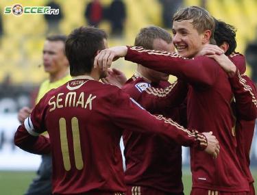 Отчет о матче Россия - Словения: «Грустная радость»